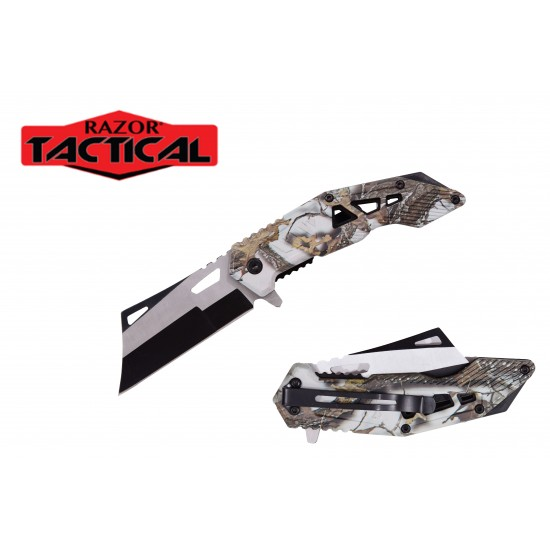 "4.5"" Spring Assist Pocket Knife"