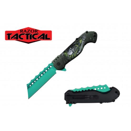 """4.75"""" Spring Assist Pocket Knife"""