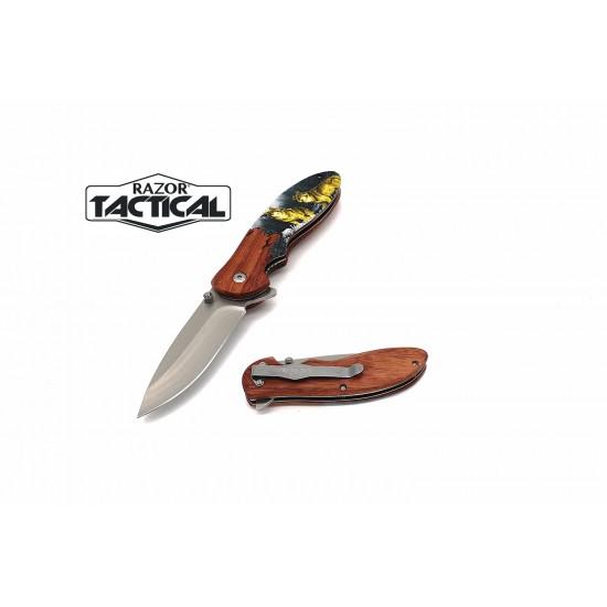 Fantasy Action Assist Knife 4.5