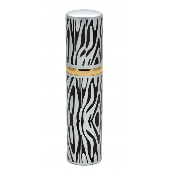 Lipstick Pepper Spray BLACK ZEBRA